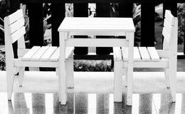 Cubierta blanca Fotografía de archivo