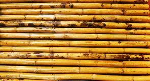 Cubierta de bambú Imagenes de archivo