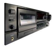 Cubierta de cassette imagen de archivo libre de regalías