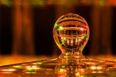 Cubierta de cristal Imagenes de archivo