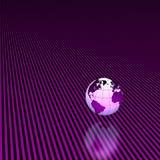 Cubierta de EMO ilustración del vector