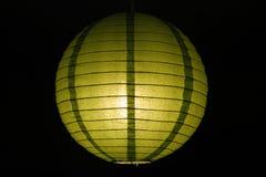 Cubierta de la lámpara Fotos de archivo libres de regalías