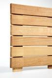 Cubierta de la teca Fotografía de archivo