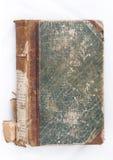 Cubierta de libro de la vendimia fotografía de archivo libre de regalías