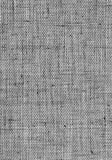 Cubierta de libro de lino gris Foto de archivo