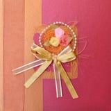 Cubierta de libro del álbum Foto de archivo libre de regalías