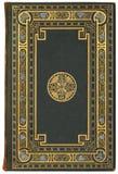 Cubierta de libro francesa de la vendimia 1901, edición 7/100 Imágenes de archivo libres de regalías