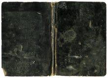 Cubierta de libro negro Fotografía de archivo libre de regalías