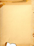 Cubierta de libro textured vendimia como backgound Imágenes de archivo libres de regalías