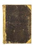 Cubierta de libro viejo imagen de archivo