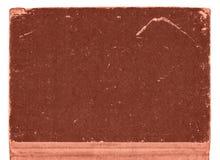 Cubierta de libro viejo Foto de archivo libre de regalías