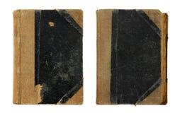 Cubierta de libro viejo fotos de archivo