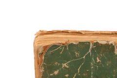 Cubierta de libro viejo, textura del vintage Imagen de archivo