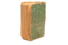 Cubierta de libro viejo, textura del vintage Fotos de archivo
