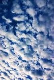 Cubierta de nube Fotografía de archivo libre de regalías