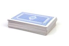 Cubierta de tarjetas Foto de archivo libre de regalías