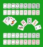 Cubierta de tarjetas Imagen de archivo
