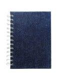 Cubierta de un cuaderno. Fotos de archivo libres de regalías