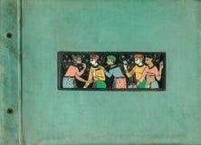 Cubierta del álbum de 1965-Kon Kalyan foto de archivo libre de regalías