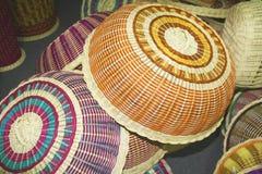 Cubierta del alimento de Tradisional (saji de Tudung) Foto de archivo libre de regalías