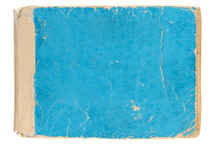 Cubierta del cuaderno viejo Fotografía de archivo libre de regalías