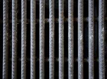 Cubierta del dren del hierro Fotografía de archivo libre de regalías
