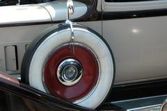 Cubierta del neumático de repuesto Fotos de archivo