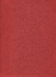 Cubierta dura del libro rojo Imagen de archivo