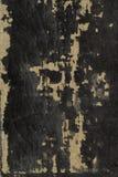 Cubierta estropeada de la biblia. Fotografía de archivo