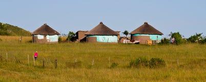 Cubierta rural Fotografía de archivo