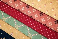 Cubiertas de la alfombra Foto de archivo