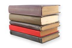 Cubiertas de libro Imagen de archivo libre de regalías