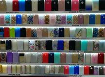 Cubiertas de Smartphone imagenes de archivo