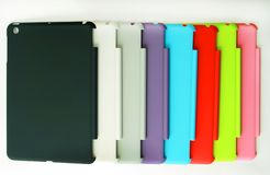 Cubiertas para el smartphone y la tableta foto de archivo libre de regalías