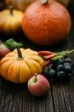 Cubierto del otoño Fotos de archivo
