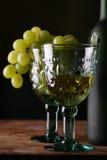 Cubilete con los nuevos vinos Fotos de archivo libres de regalías