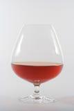 Cubilete del alcohol Imagen de archivo