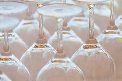 Abastecimiento de cristal Fotografía de archivo