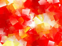 Cubism abstract red geometric background. Cubism , Cubism abstract red geometric background Stock Image