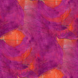 Cubism abstract  violet, red art texture Stock Photography