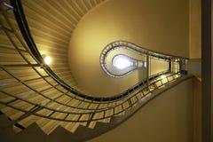 Cubist house U Cerne Matky Bozi in Prague royalty free stock photo