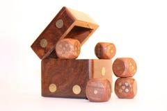 Cubo Fotografia de Stock