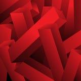 Cubo illustrazione di stock