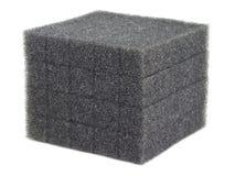 Cubo da espuma Imagem de Stock