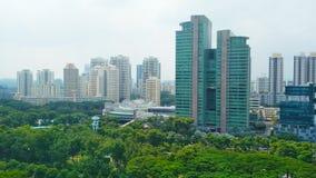Cubo de HDB - Singapura fotografia de stock
