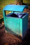 Cubo de la basura Foto de archivo