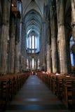 Cubo de la catedral en fotos de la acción de Colonia - de Pascua Fotografía de archivo