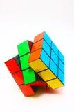 Cubo de Rubik Foto de Stock Royalty Free