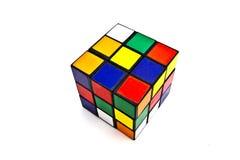 Cubo de Rubik Imagenes de archivo