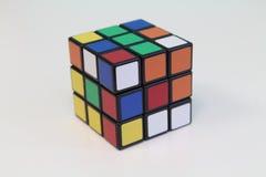 Cubo de Rubik Imagem de Stock Royalty Free